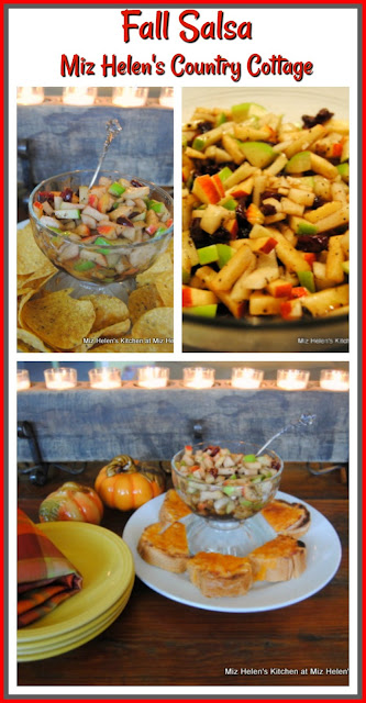 Fall Salsa at Miz Helen's Country Cottage