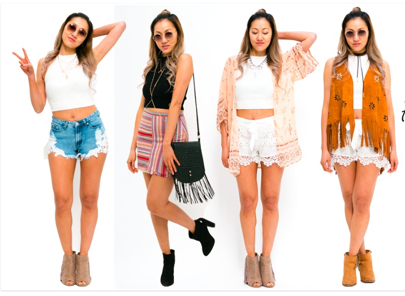 zomer outfits dames