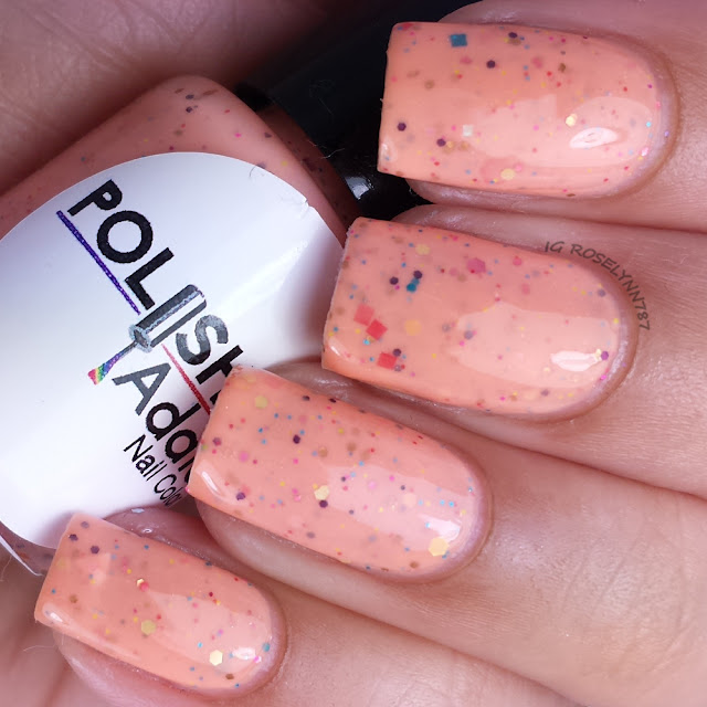 Polish Addict Nail Color - Trick or Treat