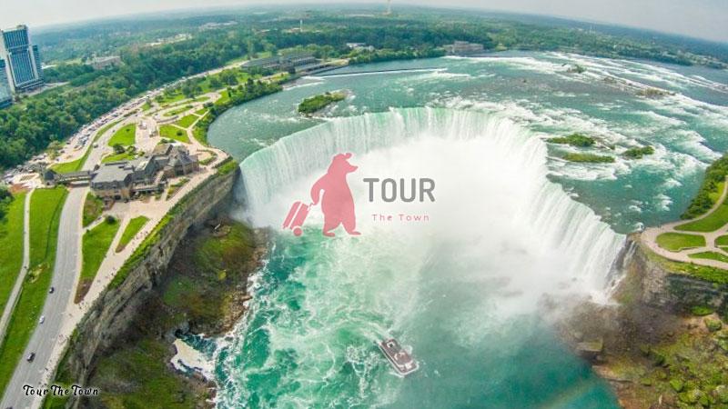 Cataratas del Niágara (Niagara Falls)