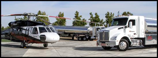 PJ Helicopters Kenworth Trucks