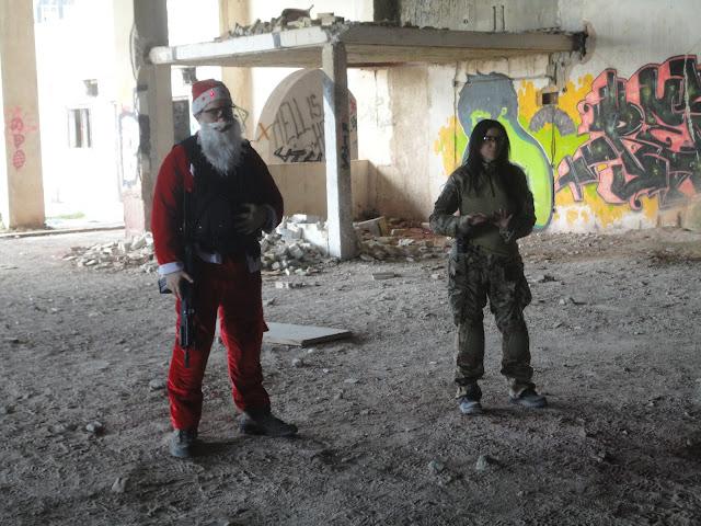 17.12.2017 - Christmas Story - Santa's Revenge