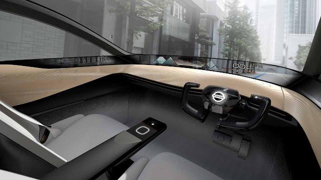 Nissan IMx Interior