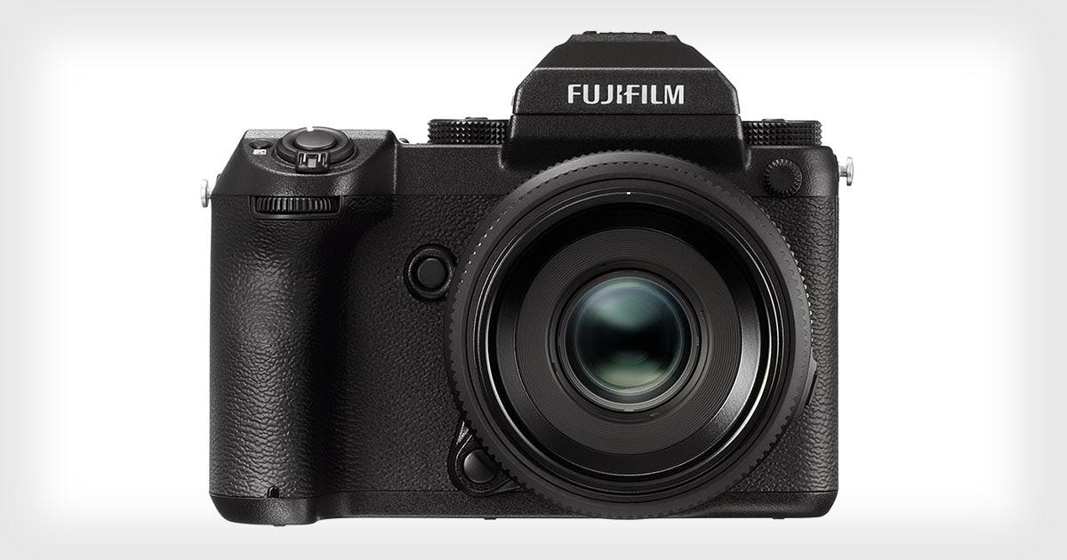 Fujifilm GFX 50S: mirrorless medio formato
