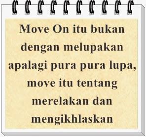 Gambar Foto DP BBM Kata Kata Move On dari Mantan