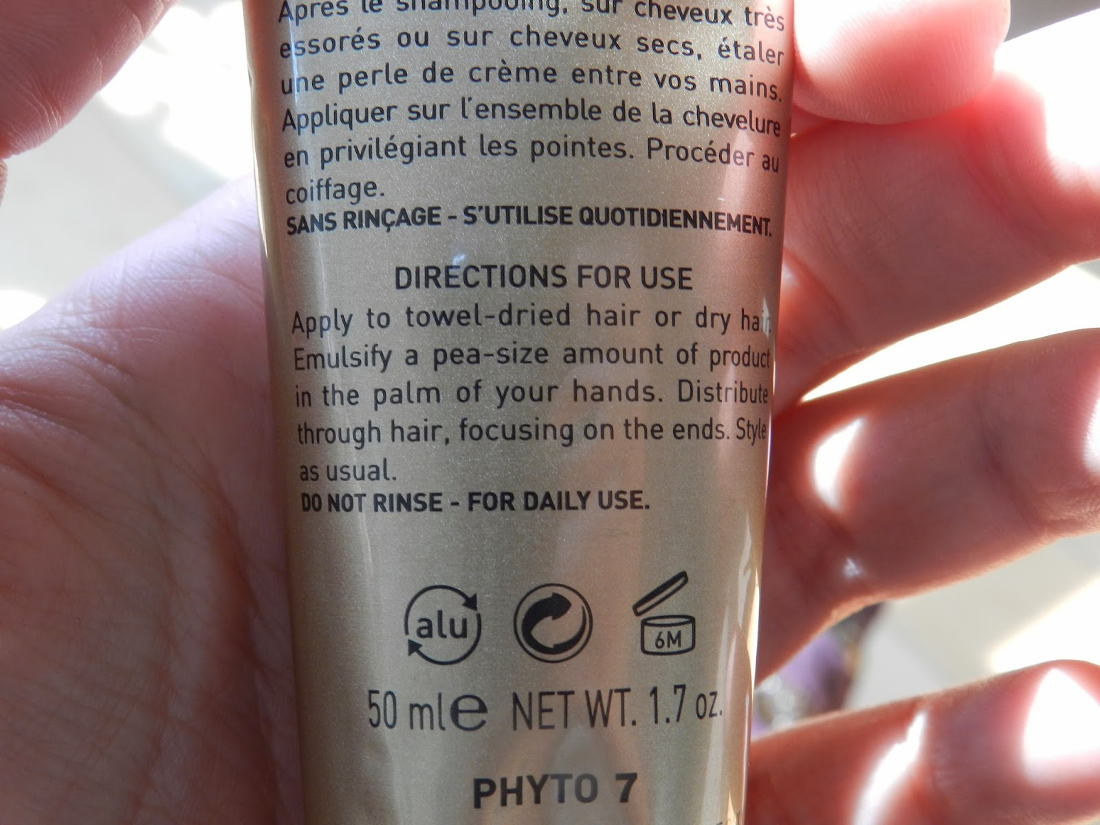 Phyto7 Day Cream