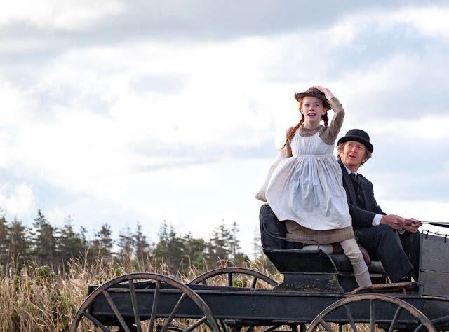 Anne et Mr Cuthbert