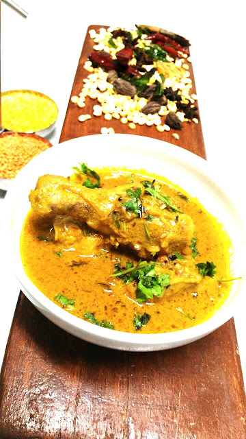 Madras Club Korma