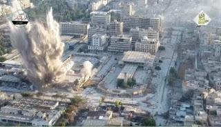 Perang di Aleppo