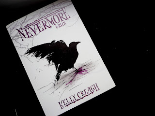 """Nevermore. Kruk."" - Kelly Creagh"