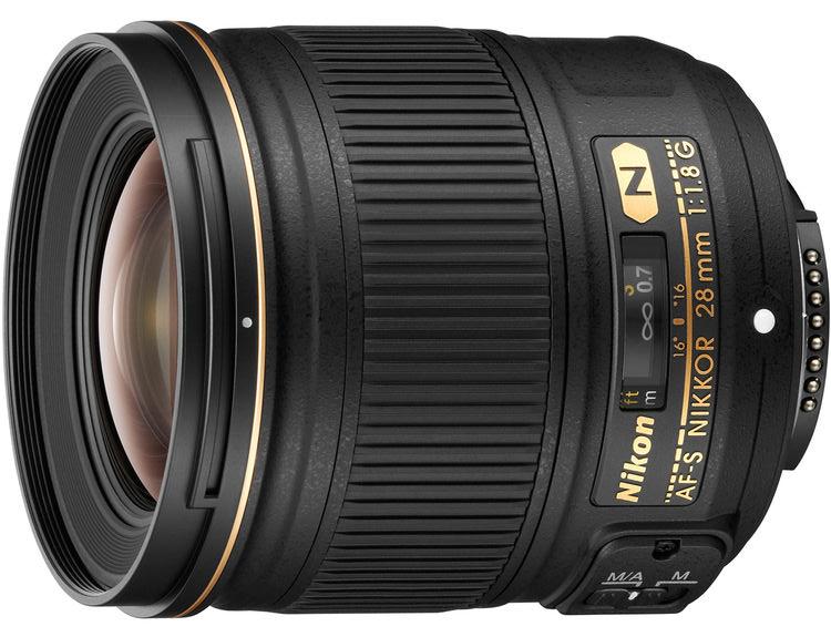 Nikon AF-S Nikkor 28mm f/1.8G