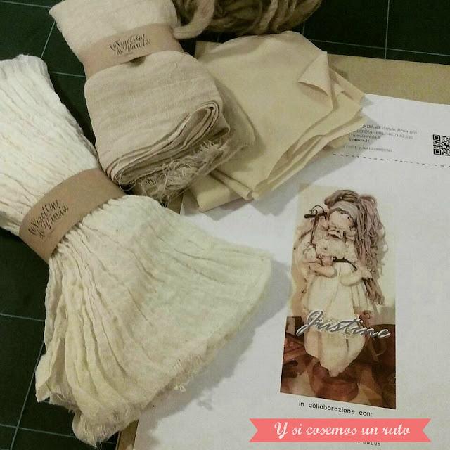 patrón muñeca pigottine di vanda