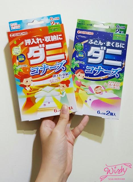 【驅?消臭片推薦】日本金鳥 KINCHO驅?消臭片- 提升臥房品質的清香安心感!