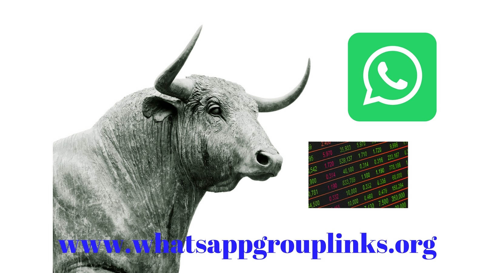 JOIN SHARE AND STOCK MARKET WHATSAPP GROUP LINKS LIST - Whatsapp