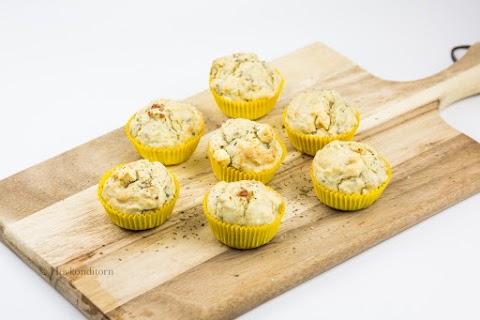 Feta Cheese Muffins