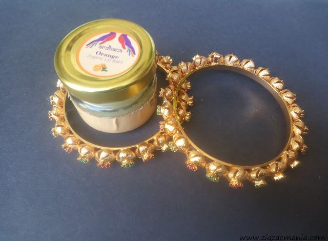 Ardhana Orange Lip Balm Direction Of Use