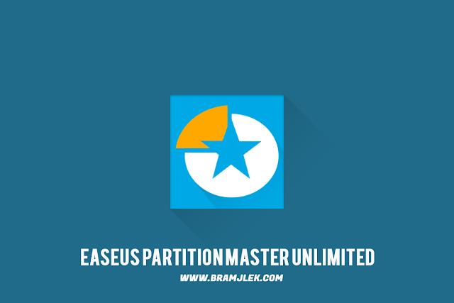 برنامج EASEUS Partition Master Unlimited