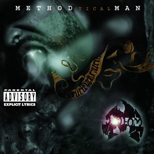 Method Man - Tical  Cover