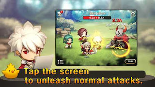 god of attack modded apk