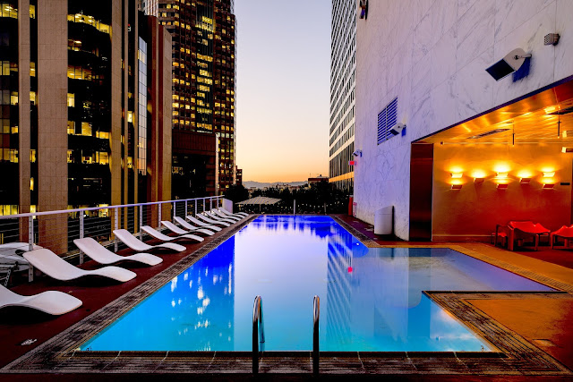 swimming pool, outdoor, water,