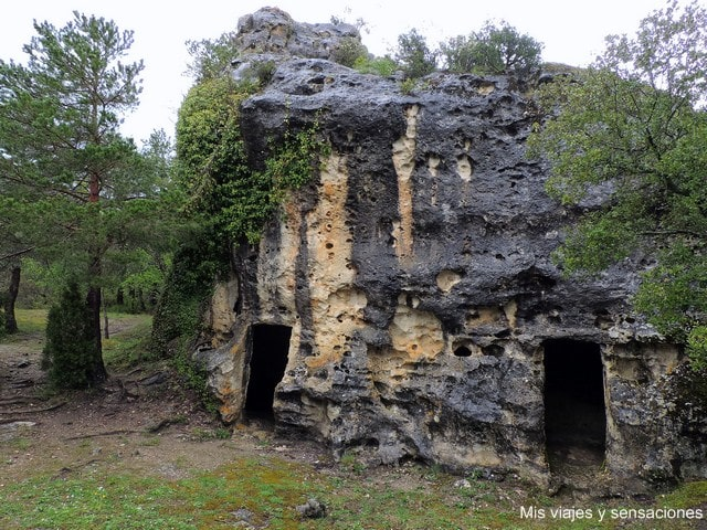 Cueva de los Moros I I, Valdegovia, Álava