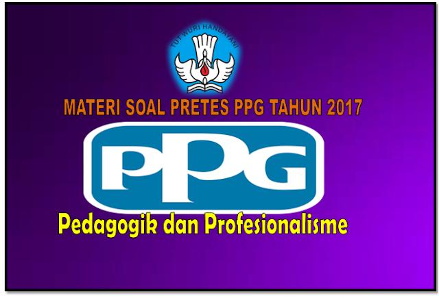 modul PPG 2017