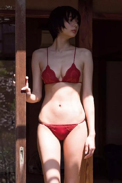 Sayaka Okada 岡田紗佳, Weekly Playboy 2019 No.23 (週刊プレイボーイ 2019年23号)