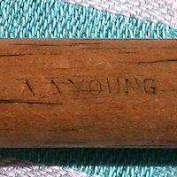 A. A. Young Timpani Mallet