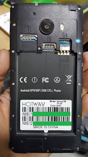 Hotwav Venus R8 Plus flash file