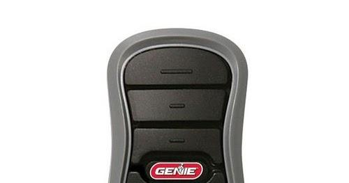 The Garage Industry Blog Genie G3t Bx Programming