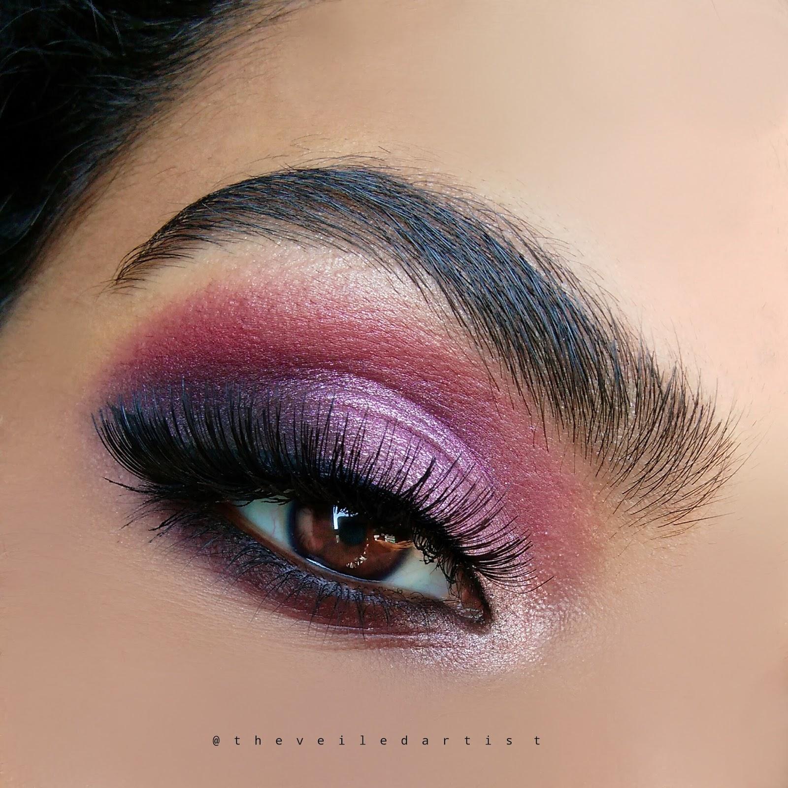 Indian Bridal Makeup Inspired Eyeshadow Tutorial(Step by Step)