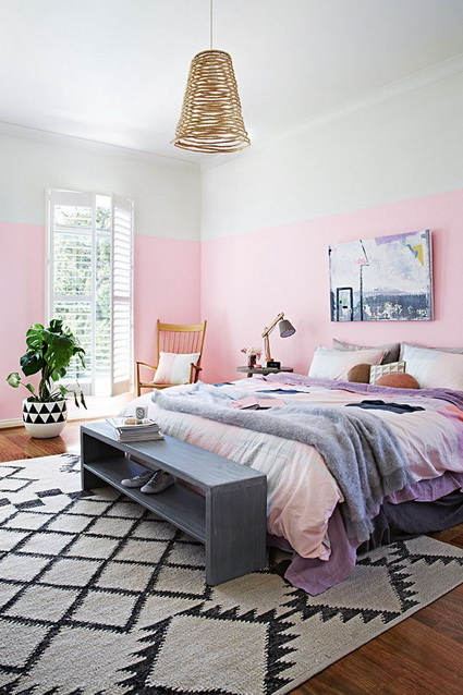 Pink Bedrooms Ideas 8