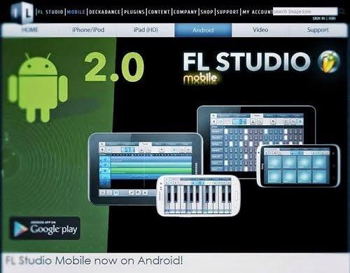 Agar bisa Remix lagu di HP, Android