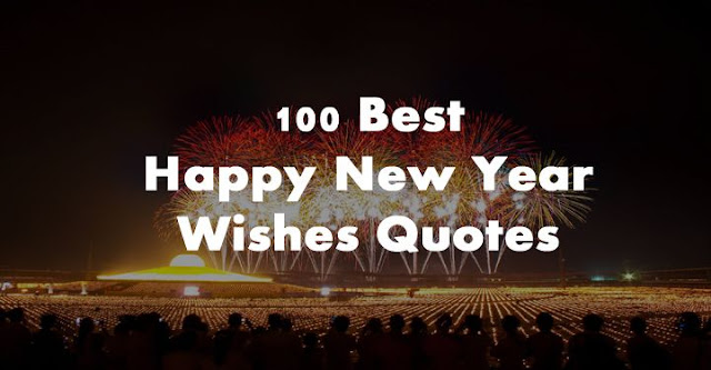 Happy New Year Wishes Quotes With images