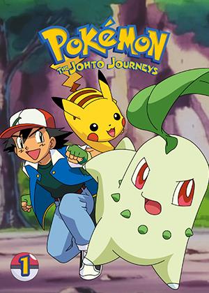 Pokémon: Los Viajes Johto [41/41] [HDL] 50MB [Latino] [MEGA]