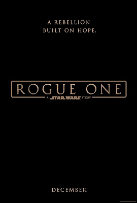 Rogue One: A Star Wars Story teaser poster