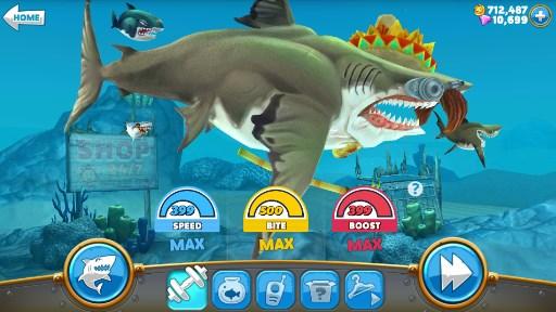 Download Hungry Shark World v1 3 0 MOD (Money) + Data