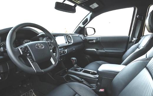 2019 Toyota Tacoma SR5 Review