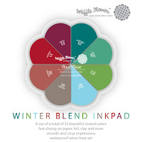 Winter Blend Ink Pad
