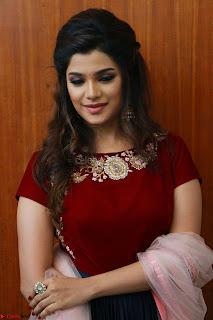 Actress Aathmika in lovely Maraoon Choli ¬  Exclusive Celebrities galleries 095.jpg