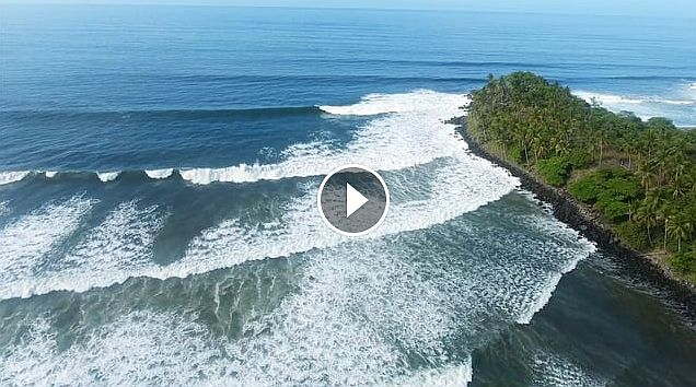A July in El Salvador with Sunny Garcia