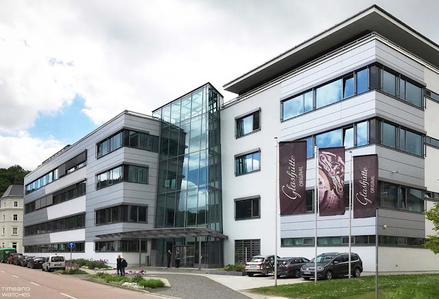 Reading for the week-end: our visit to the Glashütte Original manufactory