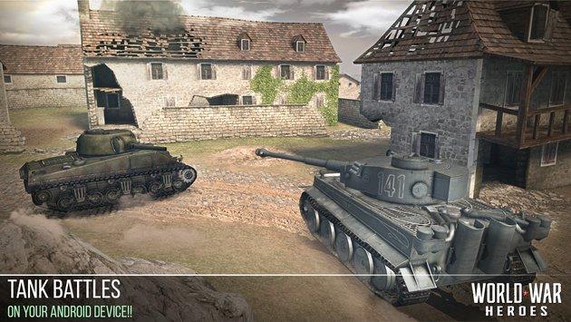 world war heroes تنزيل