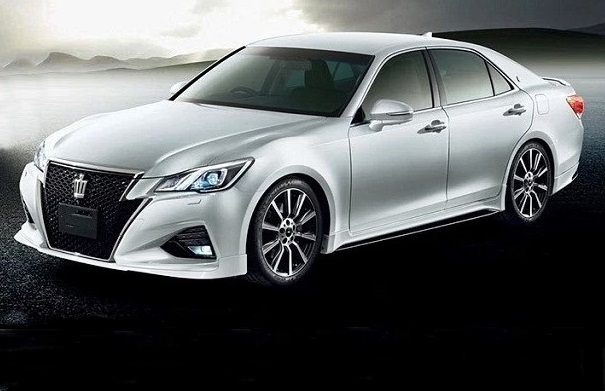 2017 Toyota Crown Redesign | Auto Toyota Review