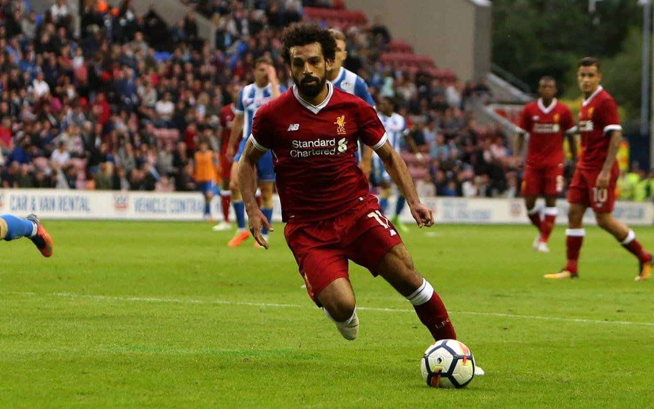 Muhammad Salah di Nobatkan Menjadi Pemain Terbaik Liga Champions