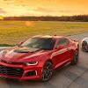 2017 Chevrolet Camaro ZL1 Automatic Convertible   Otomotif News