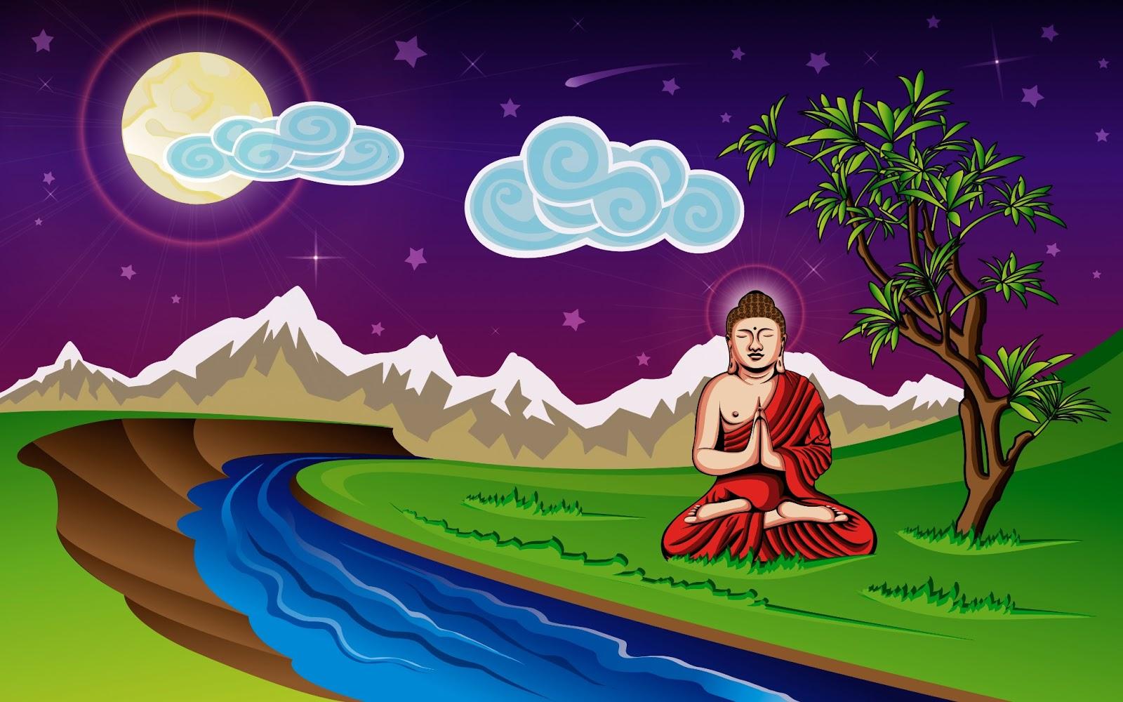HD Wallpaper: Lord Buddha HD Wallpapers