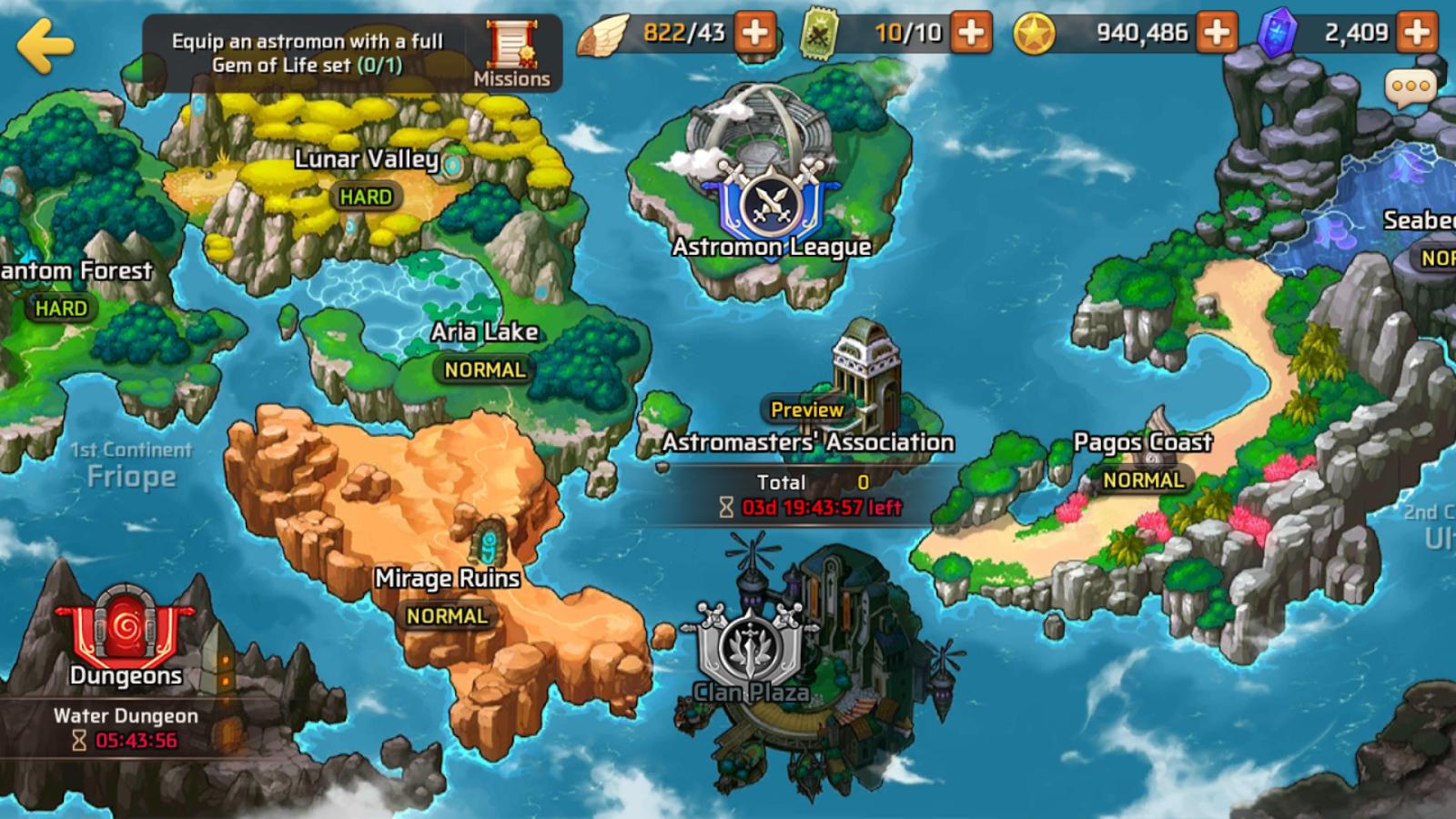 [Online][Mobile] Monster Super League Screenshot_20161221-181605