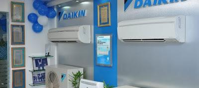 SERVICE AC DAIKIN DEPOK