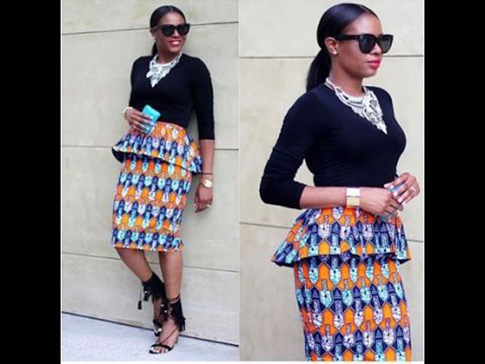 ankara skirts pictures (2)